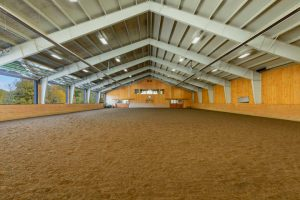 Empire Stables of Putnam indoor arena