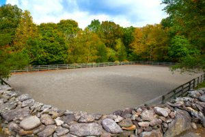 Empire Stables of Putnam outdoor arena